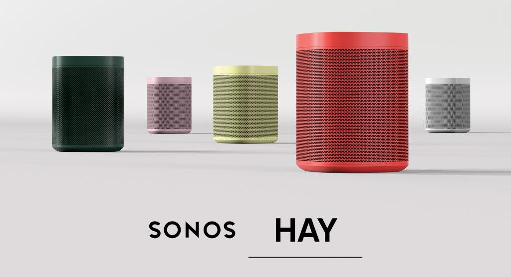 hay sonos one limited edition hay. Black Bedroom Furniture Sets. Home Design Ideas