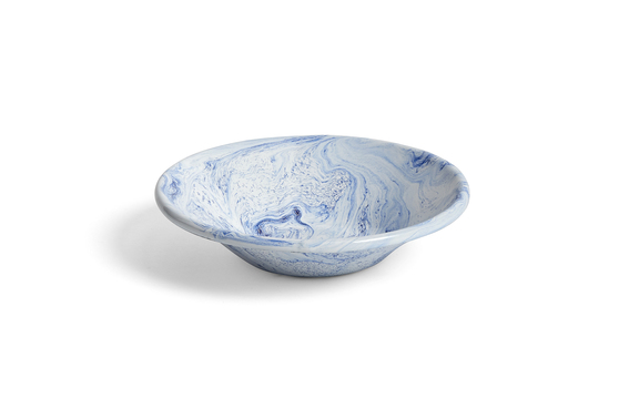 Soft Ice Cereal Bowl blue