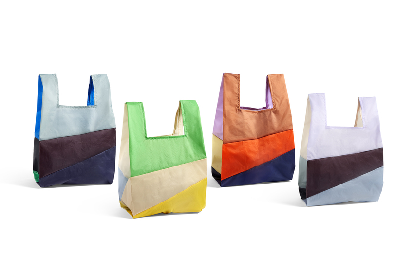 Six-Colour Bag