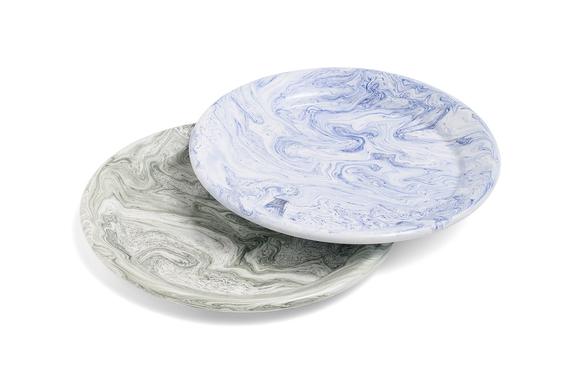 Soft Ice Dinner Plate