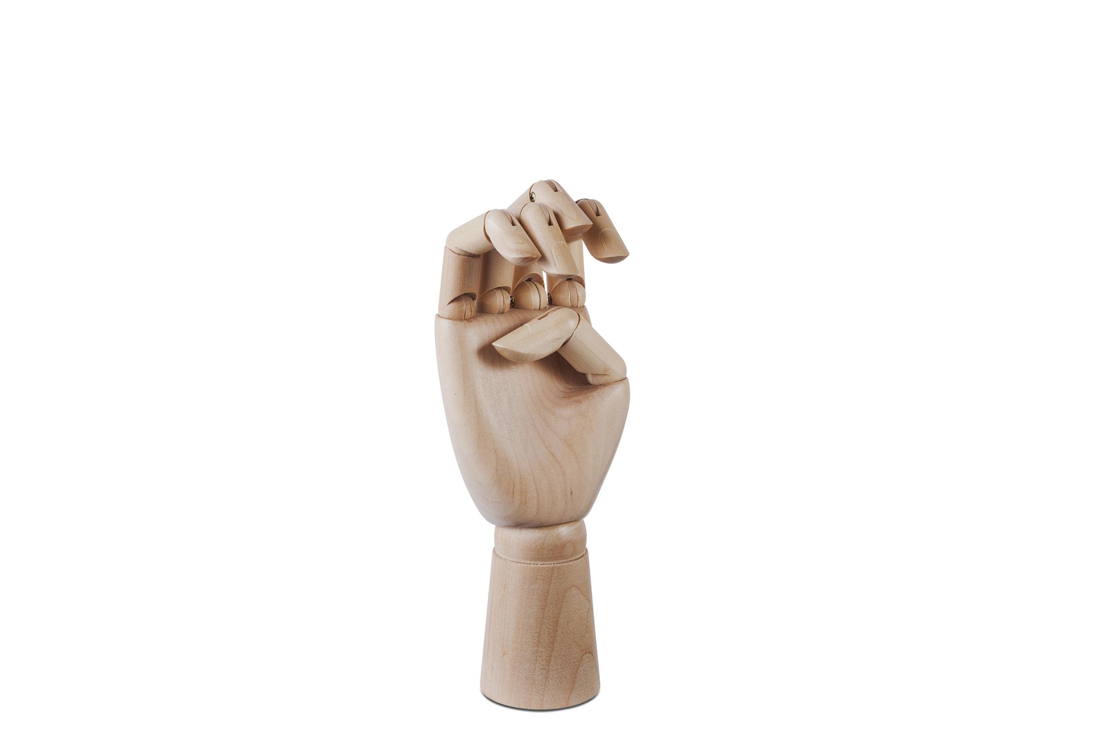 503653_Wooden Hand M