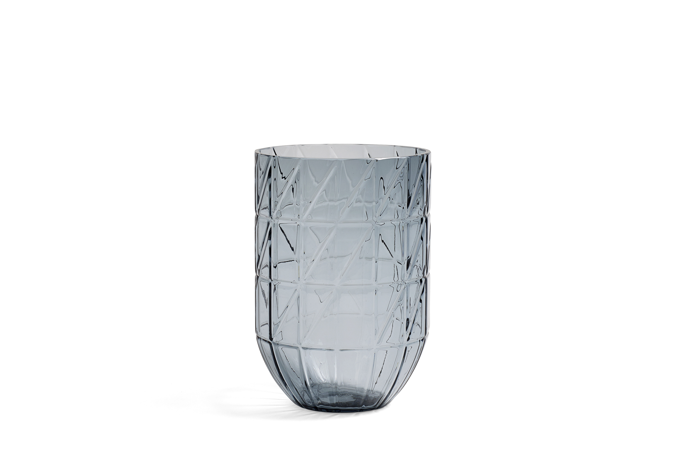 506351_Colour Vase L blue